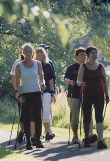 Nordic Walking im Emsland