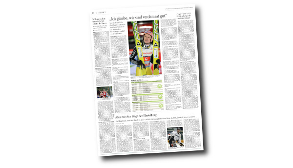 Berliner Morgenpost - Carsten Schlangen leben abseits der Norm
